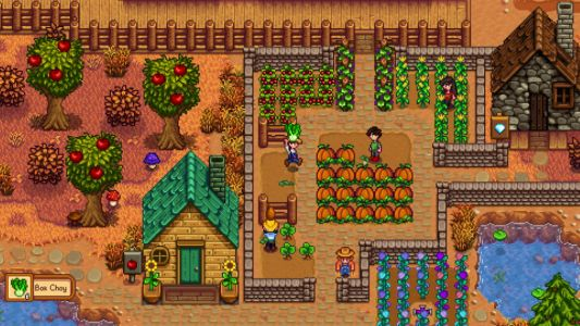 Build Your Perfect Farm in the Popular RPG Stardew Valley