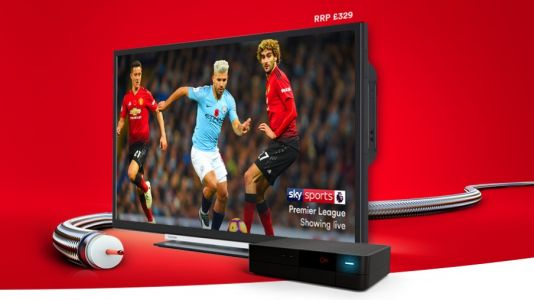 Virgin Media broadband flash sale: get a free 43-inch 4K TV with selected deals now