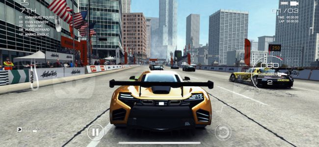 Feral Releases 'Console-Quality' GRID Autosport Racing for iPhone and iPad