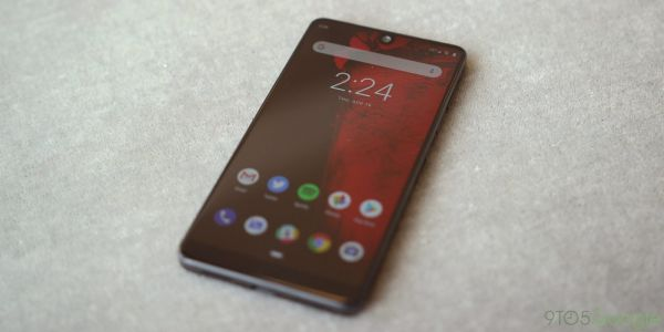 Essential Phone notch settings may return to Android Pie w/ next security update