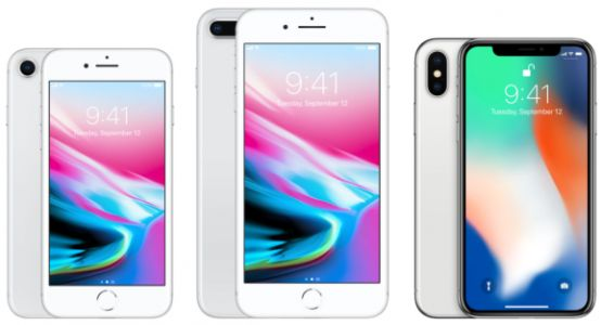 IPhone 8, iPhone 8 Plus, and iPhone X: What Apple changed