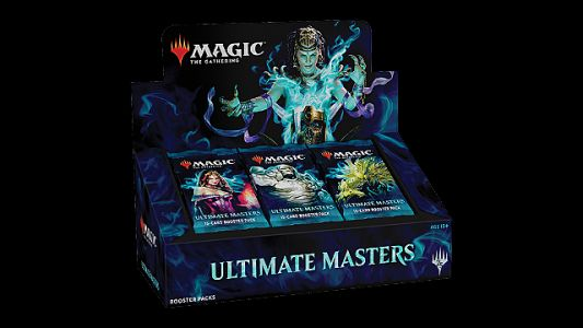 Wizards of the Coast Announces Magic's Newest Premium Set, Ultimate Masters