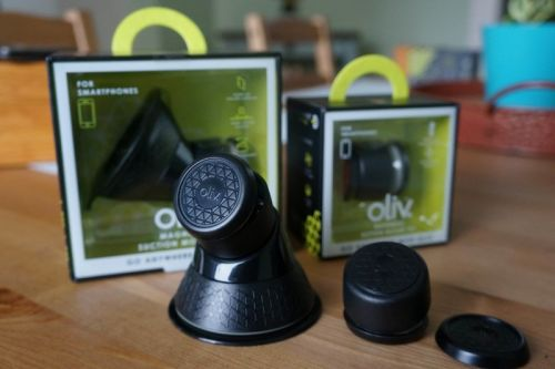 Oliv. Magnetic Mounts review: Refined design