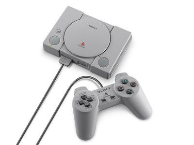 Take a stroll down memory lane with a sale on the PlayStation Classic