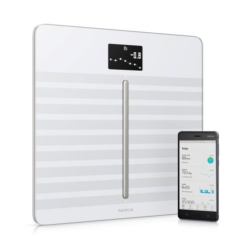 Step onto the app-enabled Body Cardio Smart Scale at one of its best prices