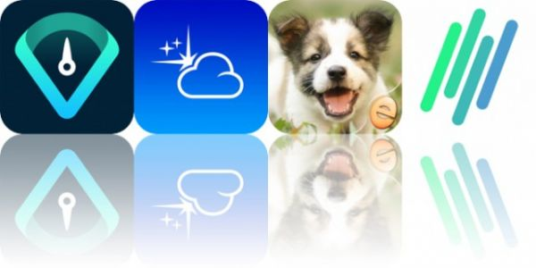Today's Apps Gone Free: Vekt, Sky Live, Jigsaw Wonder Puppies and More