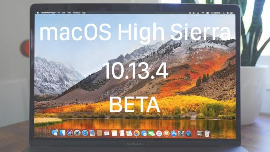 Apple Releases Third Beta of macOS High Sierra 10.13.4 to Public Beta Testers