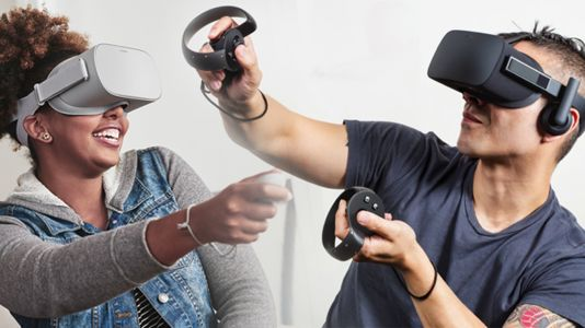 Oculus Rift vs Oculus Go: what's the difference?