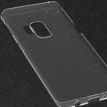 Alleged Galaxy S9 clear case restates the fingerprint scanner move and the audio jack