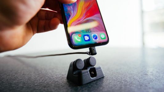 ElevationLab launches CordDock for iPhone, a unique hybrid dock and MFi Lightning cable solution