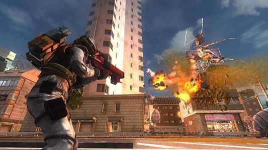 Earth Defense Force 5 Is Out Next Week - EDF! EDF!