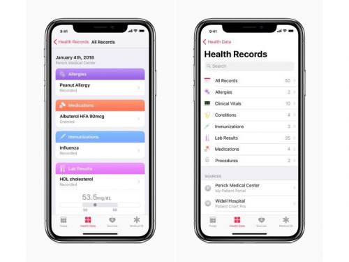Health Records: Everything you need to know about iOS 11.3's new health feature!