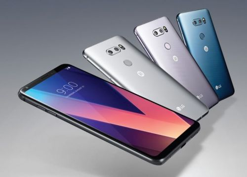 LG V30 Smartphone Launched In South Korea