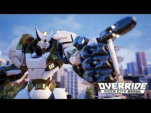 Override: Mech City Brawl Announced for PC, PS4, and Xbox One