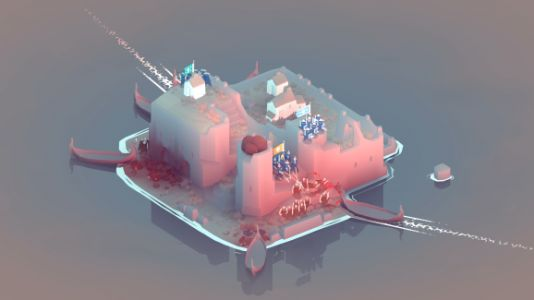 Bad North shows that even bloody Viking battles can be artsy and cute