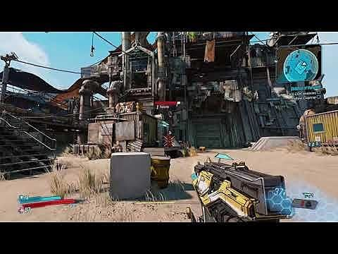 Accessibility Options, Duel MP Mode Detailed for Borderlands 3