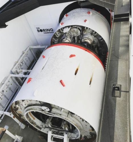 Elon Musk on double-decker freeways, permitting, and building sewers