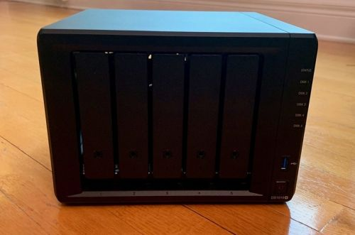 How to set up your Synology Diskstation DS1019+