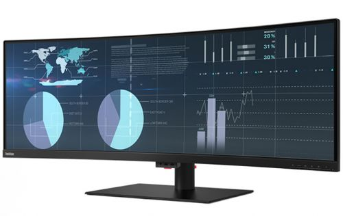 Lenovo at CES 2019: 43.4-Inch Curved Monitors for Gaming and Work