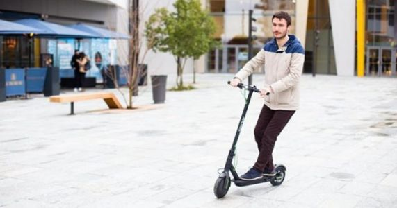 Archos just announced an Android-powered electric scooter