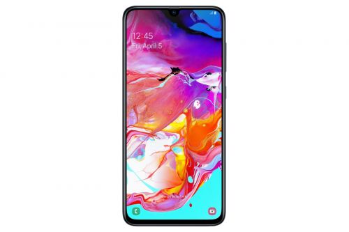 Samsung Intros Gigantic Galaxy A70 With In-Display Fingerprint Scanner