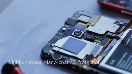 Video Shows UMIDIGI S2 Pro Teardown After Water Submersion