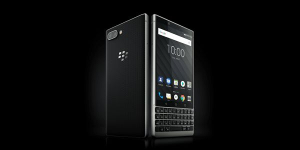 TCL launches the BlackBerry Key2 for $649