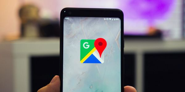 Google Maps navigation lets users set departure or arrival times, rolling out now on Android