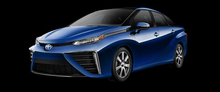 Toyota Unveils A New Version Of 'Toyota Mirai' To Focus On Hydrogen-Powered Cars