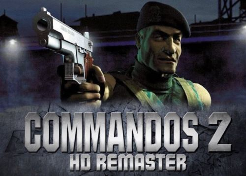 Commandos 2 HD remastered edition launching soon