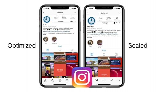 Instagram for iPhone XR and XS Max no longer optimized? Here's why