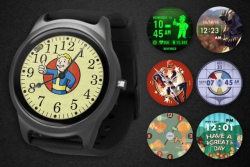 This Fallout-Themed Smartwatch Could Appeal To Fans