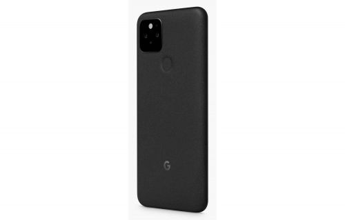 A Closer Look At Google Pixel 5 Back; Is It Metal, Plastic Or Both?