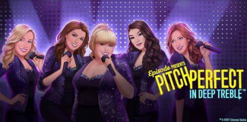 Pocket Gems launches Pitch Perfect interactive mobile story