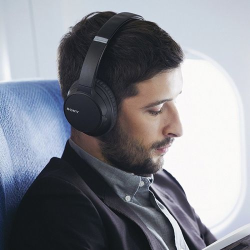 The Sony WH-CH700N Bluetooth noise-cancelling headphones are $98 today