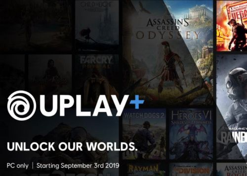 Ubisoft Uplay+ games comfirmed