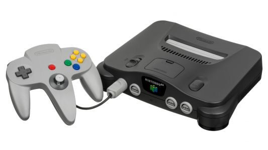 Nintendo files for N64 patent in Japan - is this the first sign of the N64 Mini?