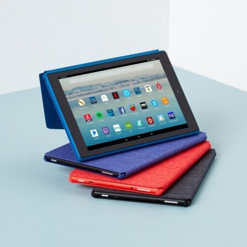 New Amazon Fire HD 10 Tablet Gets 1080p Display, Price Cut