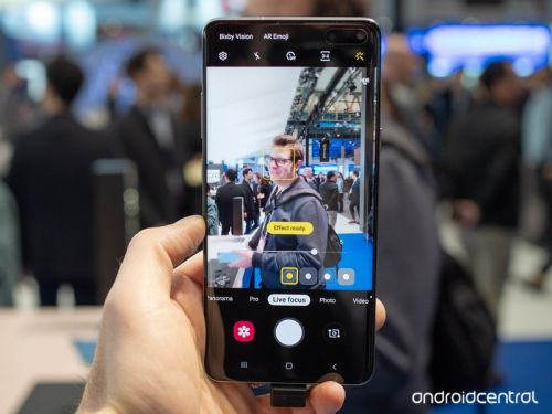 How to take better photos with a Galaxy phone