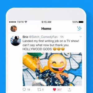 Twitter for iOS gets new floating compose icon, more spam report options