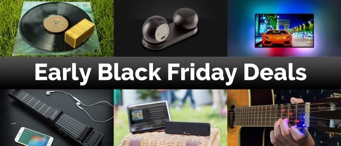 Save An Additional 20% Off Discounted Early Black Friday Deals With Special Coupon Code