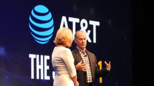 AT&T: We're OK with T-Mobile/Sprint merger, planning for hyper-accurate 5G GPS and VR parks