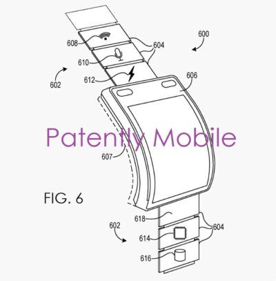 Microsoft Patent Uncovers Smartwatch With Modular Wristbands