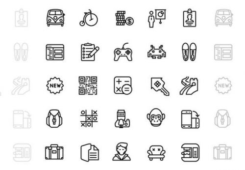 Over 4,000 unique icons can be yours for only $20!