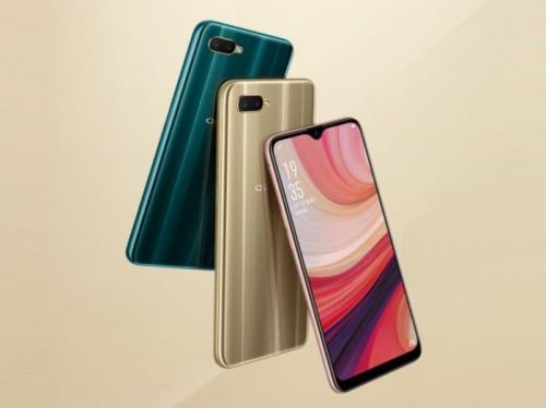 Oppo A7 smartphone gets official