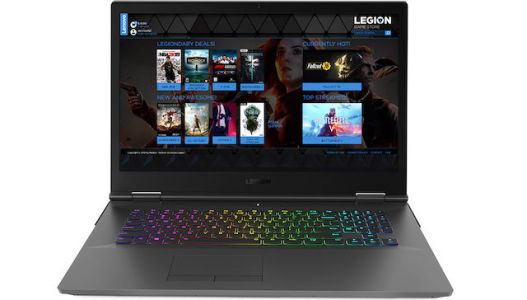Lenovo Legion Game Store Goes Live Today