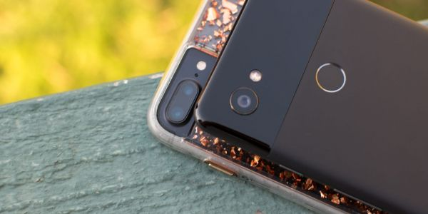 Portrait Mode: How the Google Pixel 2's camera compares to the iPhone