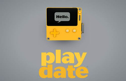 Meet Playdate: The Cranky New Portable Game System