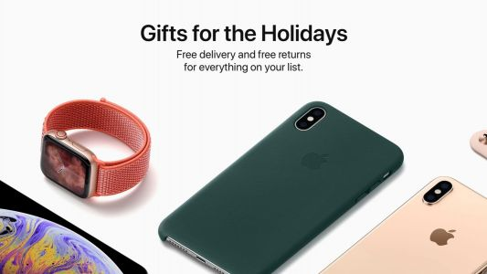 2018 Apple holiday gift guide arrives as extended return period starts