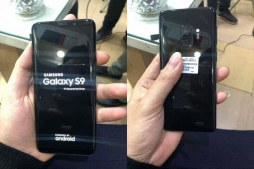 Samsung Galaxy S9 Smartphone Leaked Again